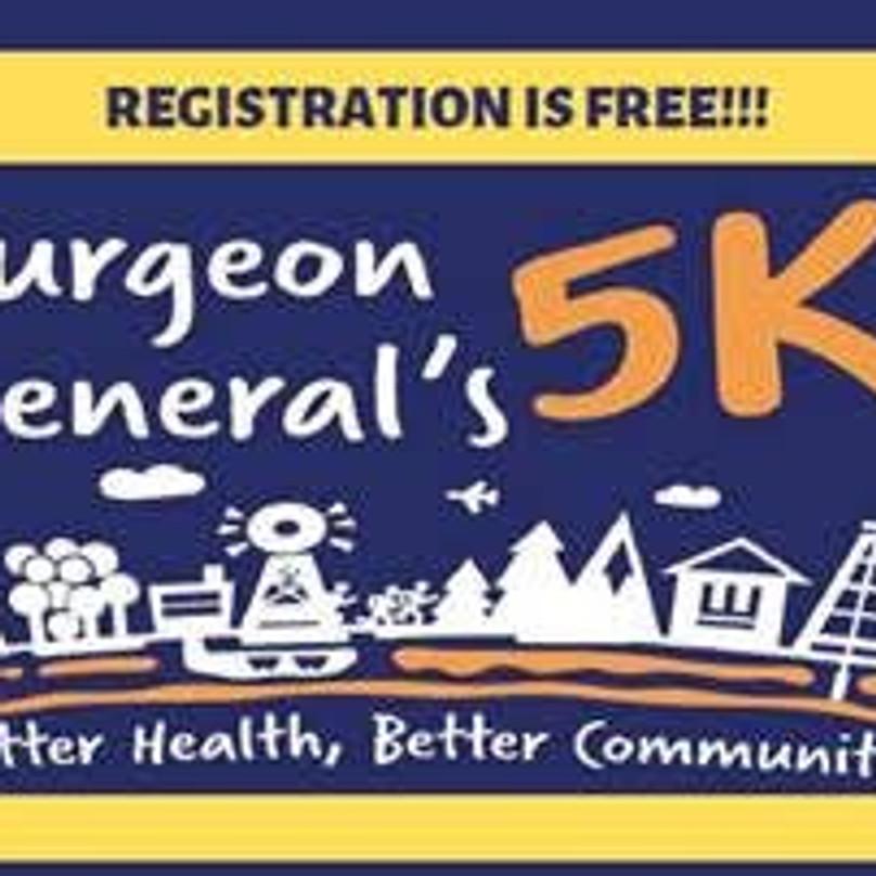 Surgeon General's 5K in Dublin
