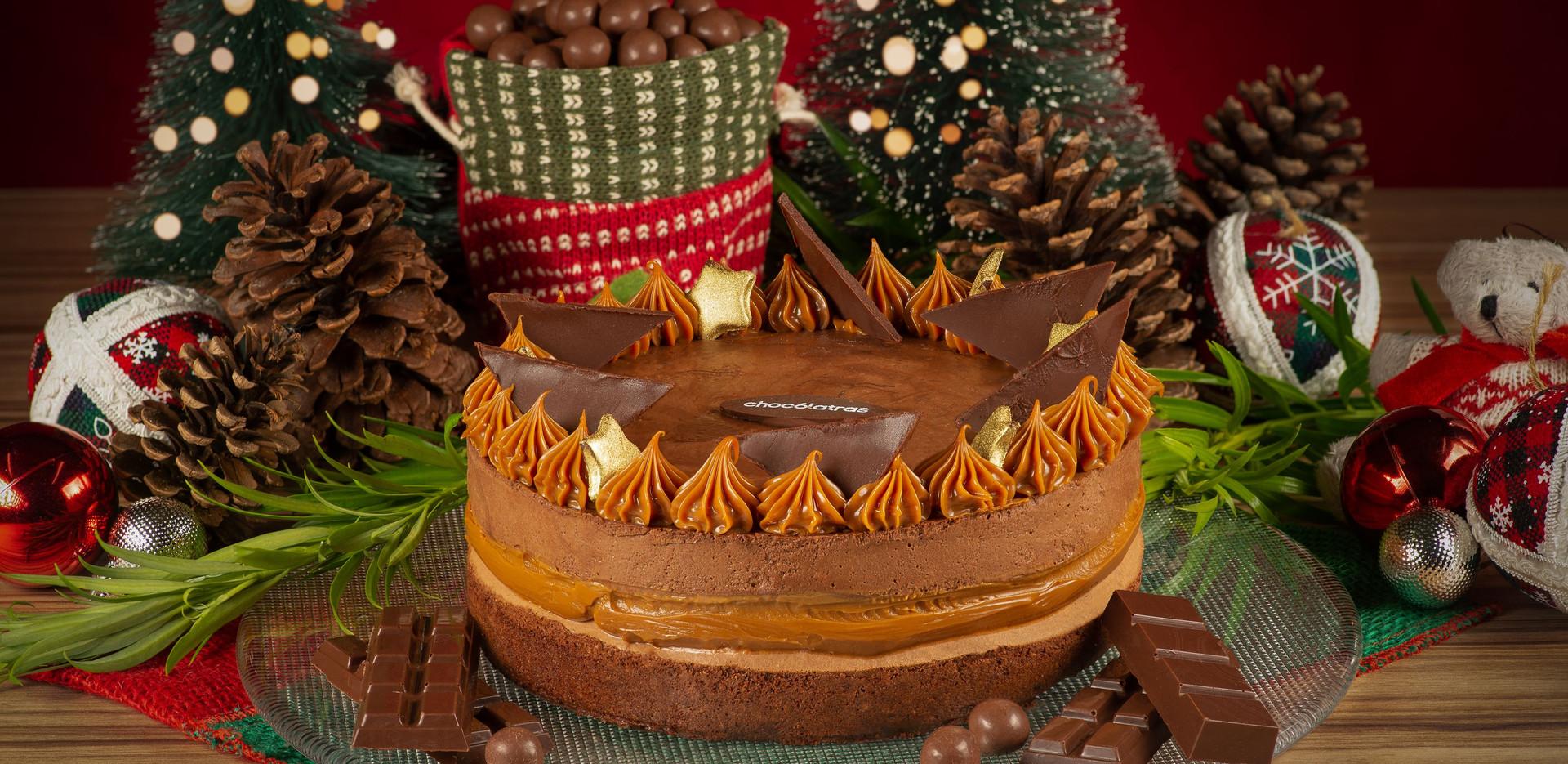 Torta Chocochic