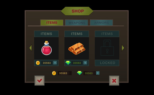 Summary -> Free 2d Game Assets Cga Free Game Icons Ui Gui