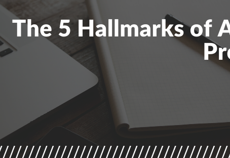 The 5 Hallmarks of Affiliate Programs You Should Be Promoting