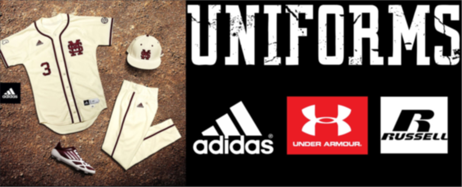 Adidas, Under Armour Russell Ath