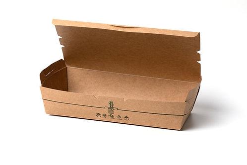 Takeaway Box (1000 ML- Kraft)