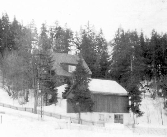 Villa med Atlier 1926 (?)