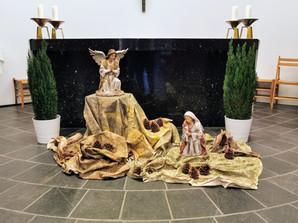 Engelen kommer til Maria