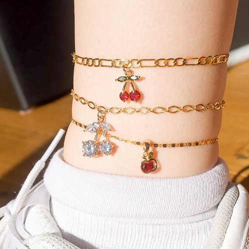 """Fruit of Gods"" Anklet"