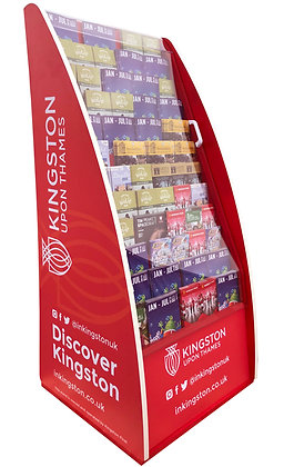 Outdoor Brochure Display