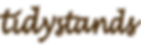 tidystands logo