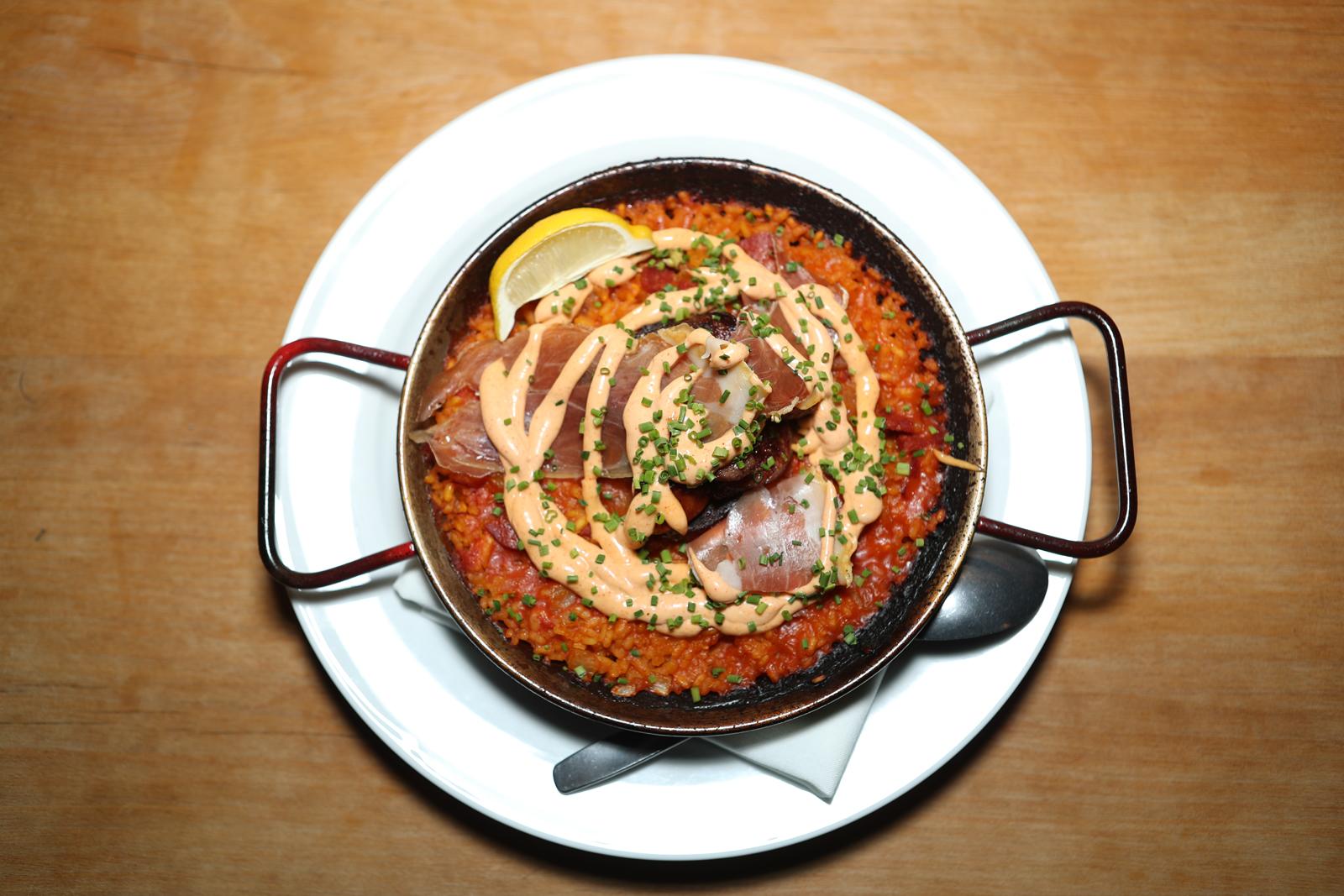 Sausage Paella