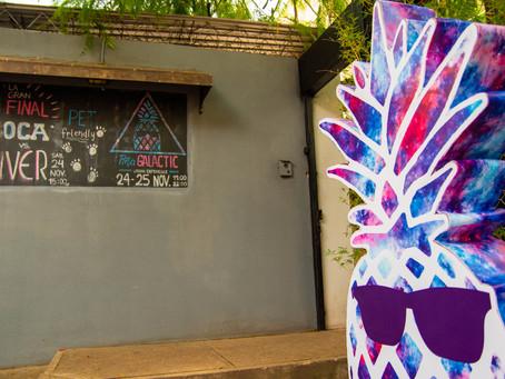 Piña Galactic: emprendimientos creativos