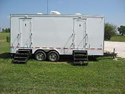 restroom trailer
