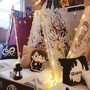 harry potter teepees