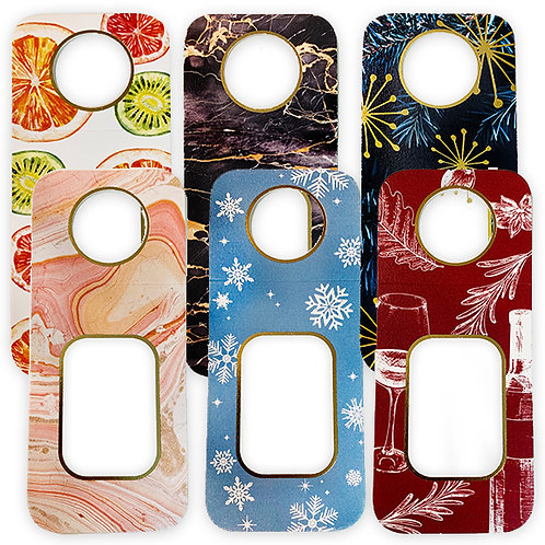 Assorted Wine Tags (6 pcs.)