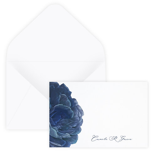 Blue Carnation