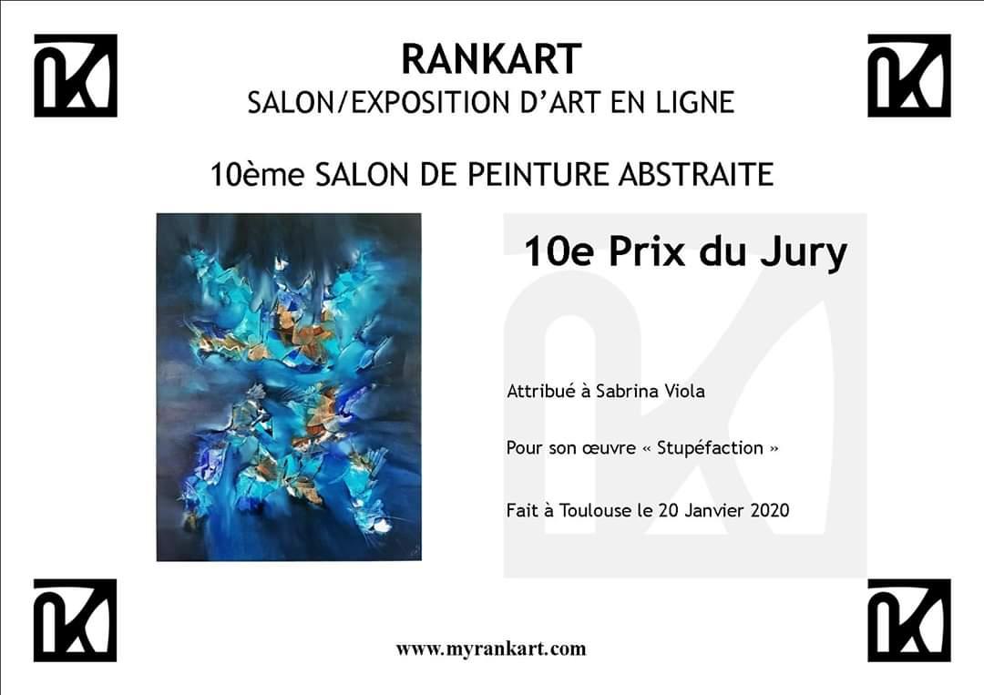 Prix du Jury RANKART