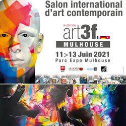 Exposition ART2F MULHOUSE