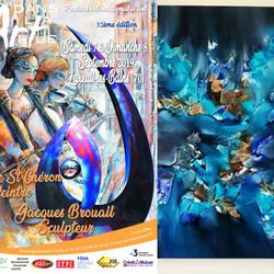 Exposition Art dans la Rue - LUXEUIL
