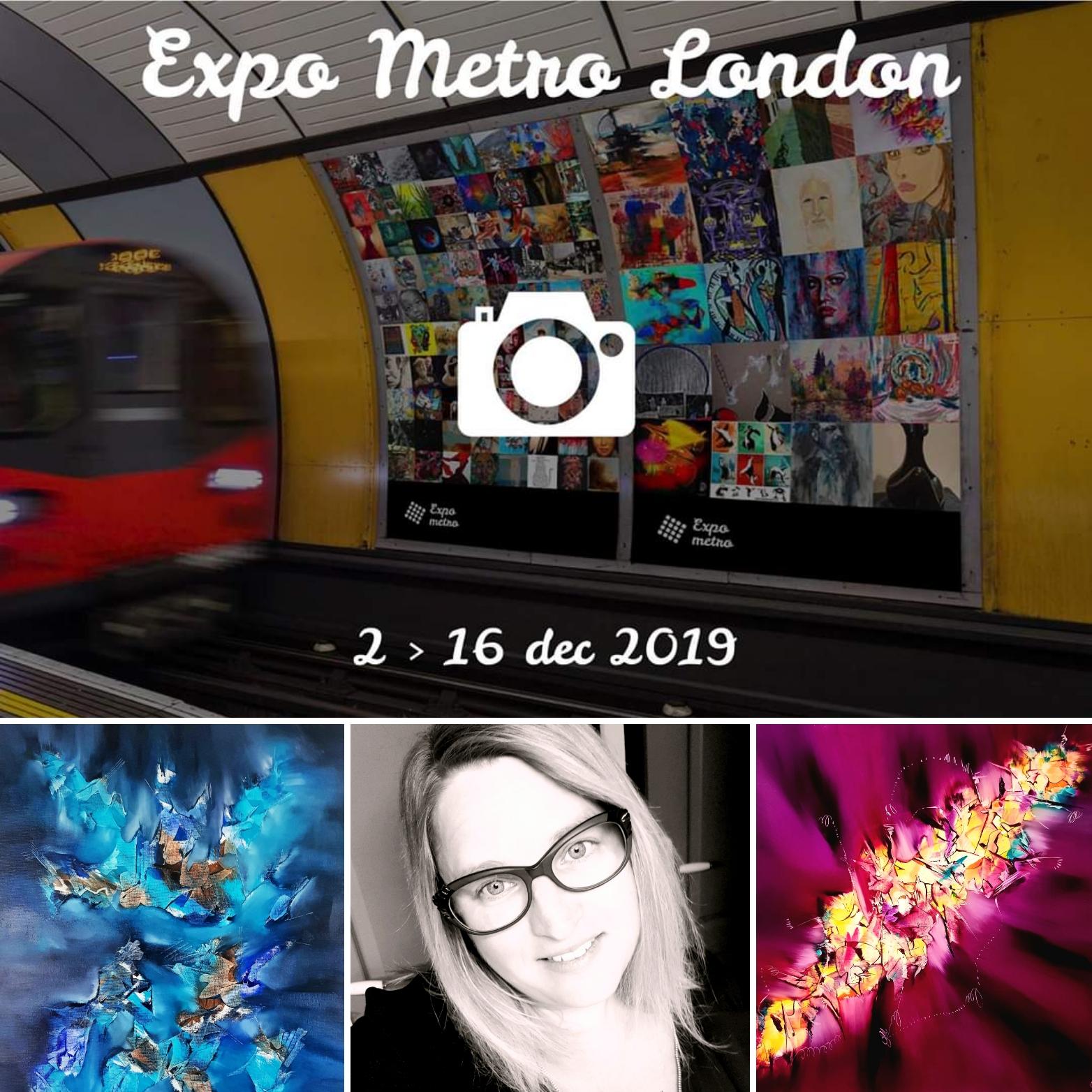Exposition Métro de Londres