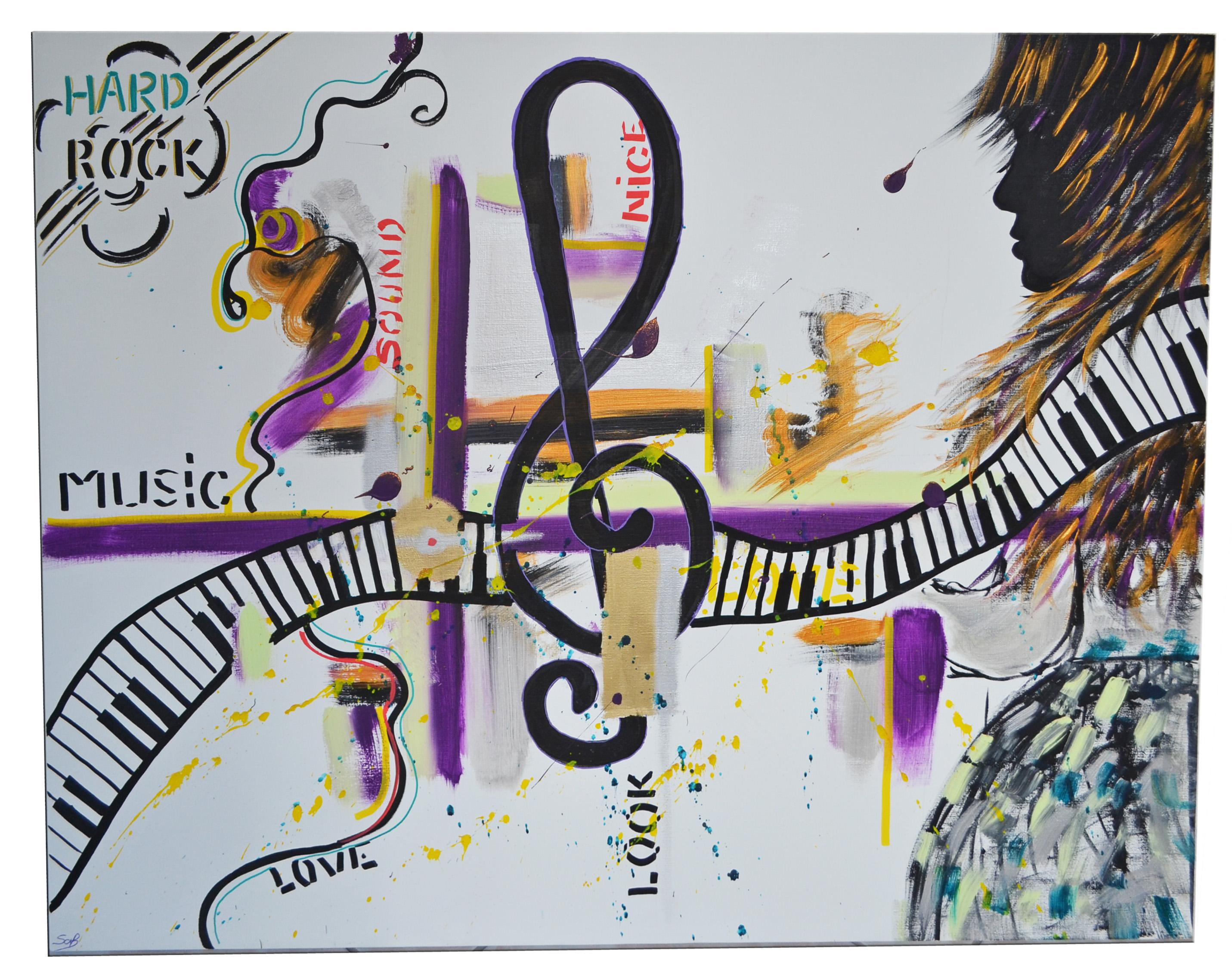 rock-n-roll by sabrina VIOLA