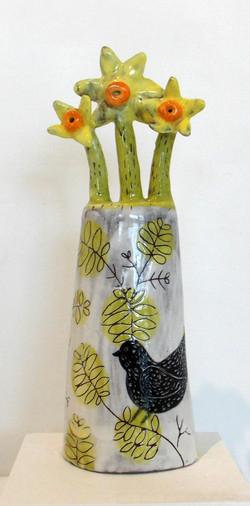 Flower Tops - Daffodils