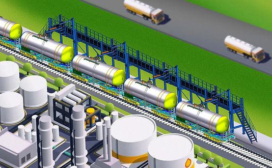 Оборудование для железнодорожных цистерн