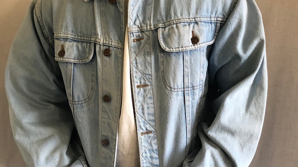 Vintage Jeans jacket Valentino