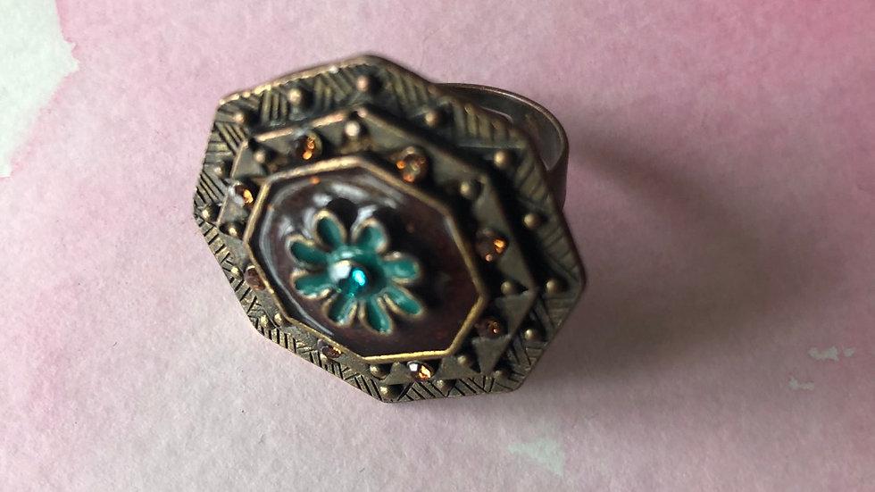 Vintage ring verstelbaar