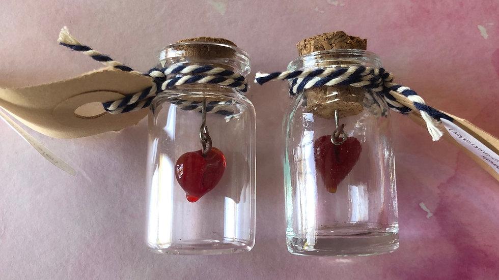 Liefde in een flesje