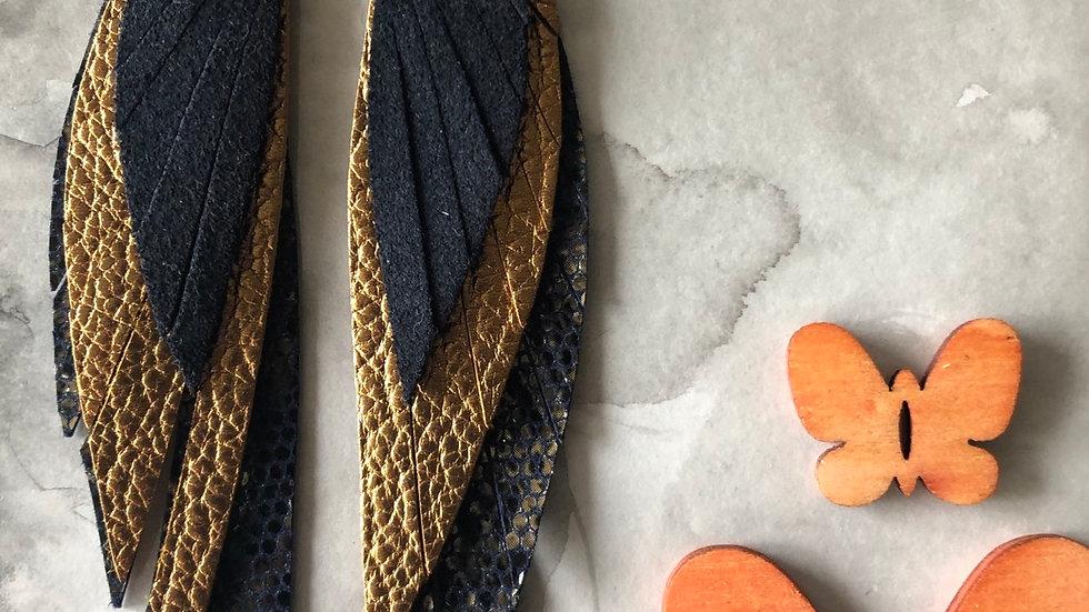 Freaky Feathers medium (12cm)