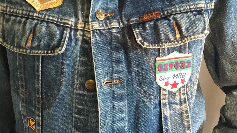 Vintage Jeans vest dames Rifle