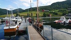 Otnesbrygga Valsøyfjord