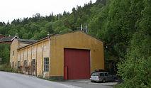 Gamle Valsøyfjord Kraftverk, Enge,  Valsøyfjord