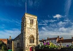 Malton Yorkshire and St Micheal's Church