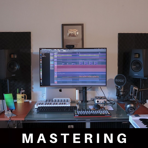 Servicio de Mastering