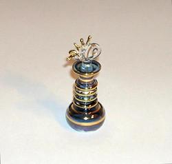 Miniature Egyptian Perfume Bottle