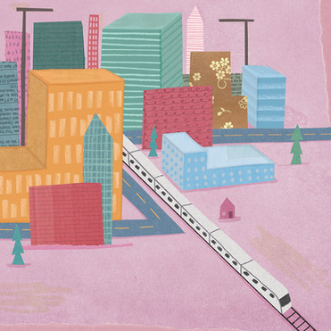 Seattle Met Magazine - Slow Train Coming