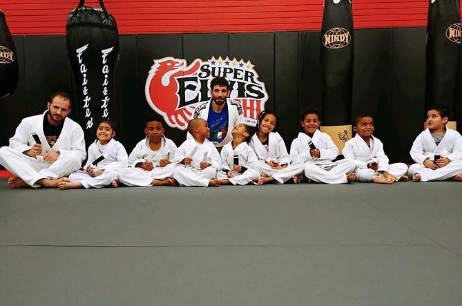 kids bjj kids mma children classes