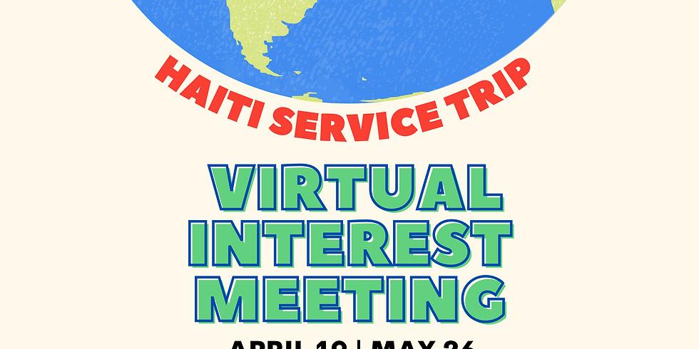ATL4HAITI X WPC Info Session