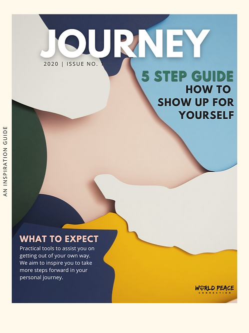 5 Ways to Show Up For Yourself