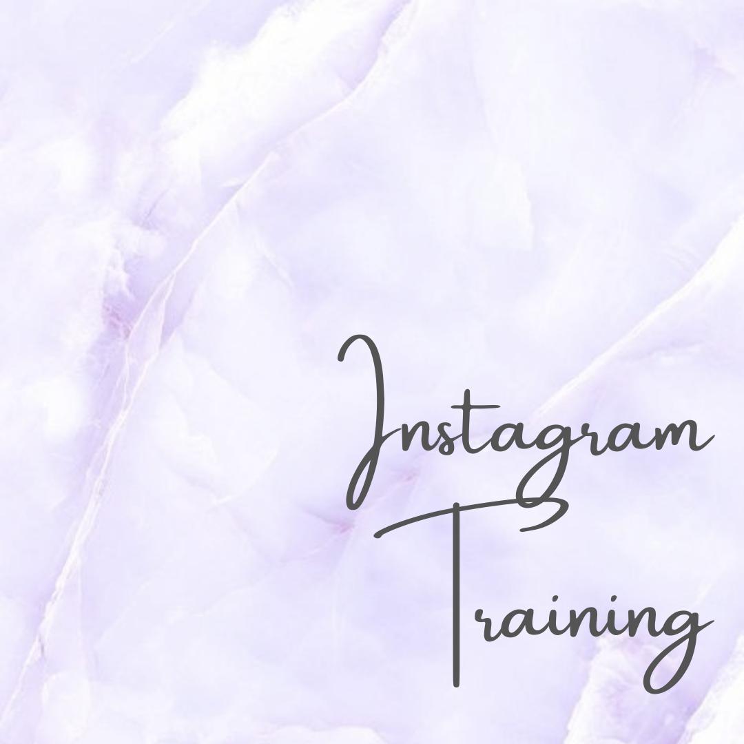 1-1 Instagram Training
