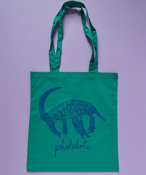 Pat the Pangolin Tote