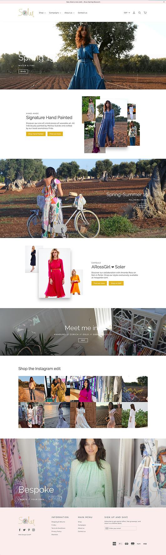 soler website