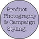Product photography & campaign styling