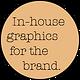 Logo development & branded material.