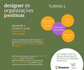Designer de Organizações Positivas