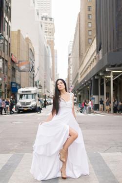 Jennyvi Dizon, Fashion/Bridal Designer