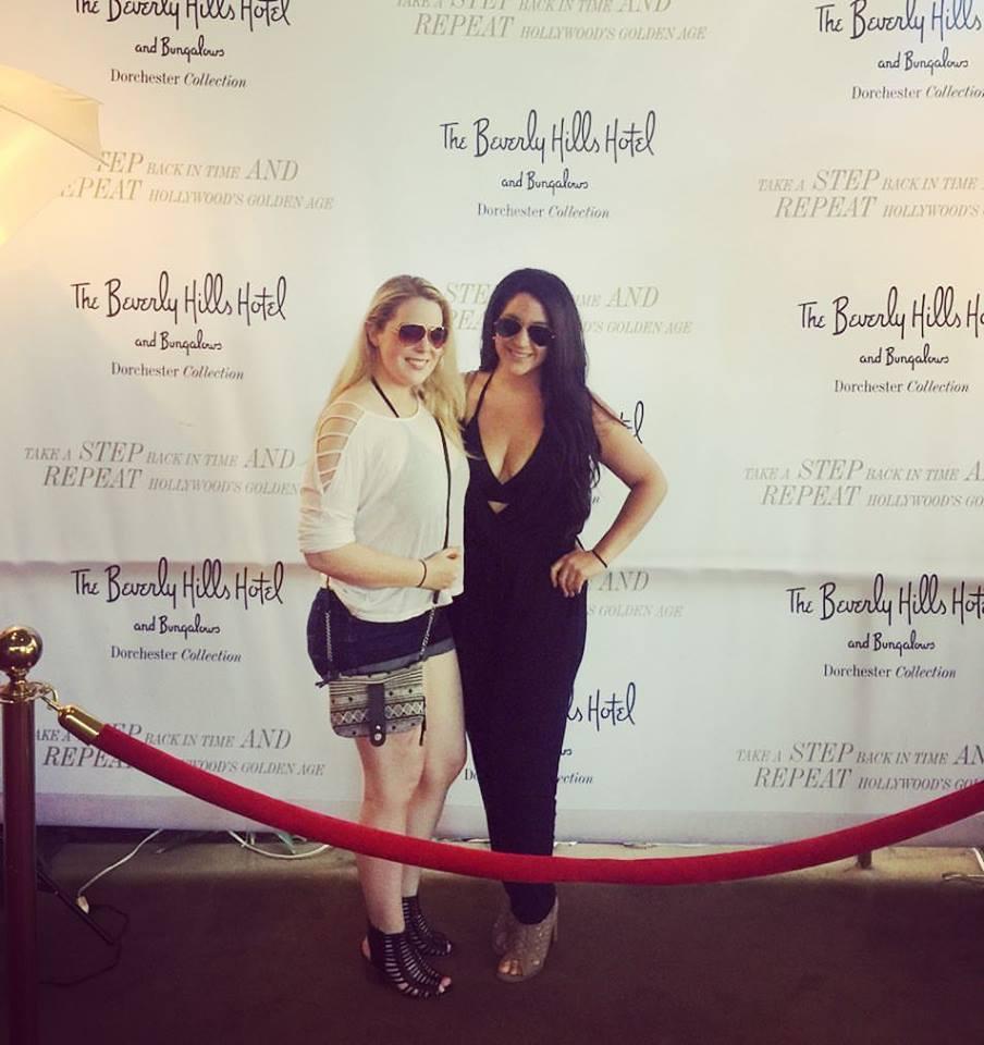 Amanda Warzecha & Alessandra Conti