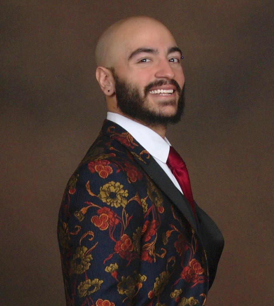 Jay Phoenix Singh, PhD, Date Coach
