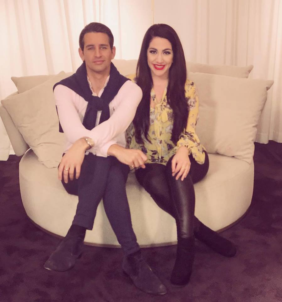 Ollie Locke & Alessandra Conti