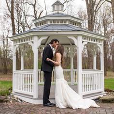 Cristina Conti Pineda & her new husband, Dan Pineda