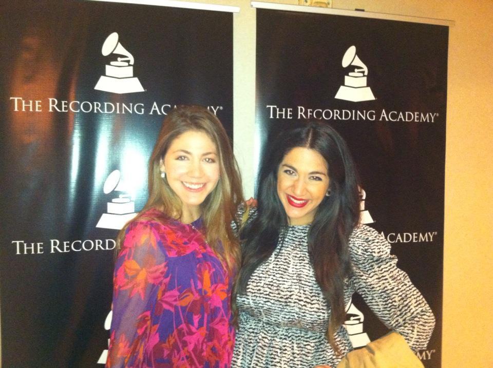 Cristina Conti and Alessandra Conti